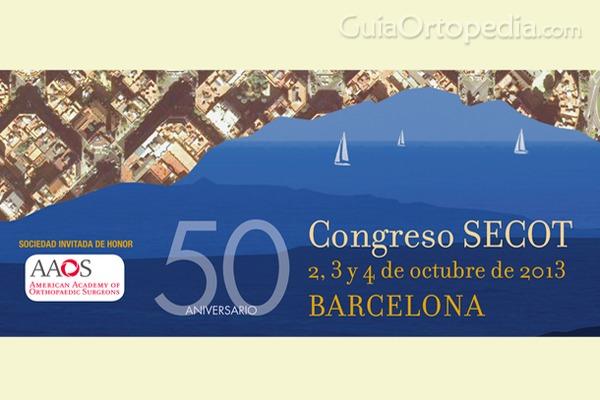 La SECOT celebra en Barcelona su 50 congreso anual sobre ortopedia