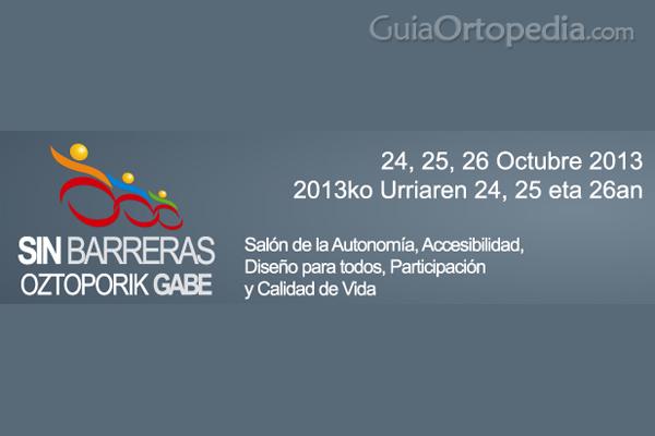 Vitoria-Gasteiz acoge una nueva edición del Salón sin Barreras