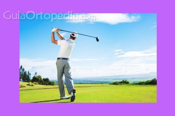 Lesiones del Jugador de Golf