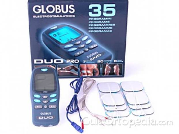 Electroestimulador 2 canales Tens Ems Globus Duo Pro.jpg