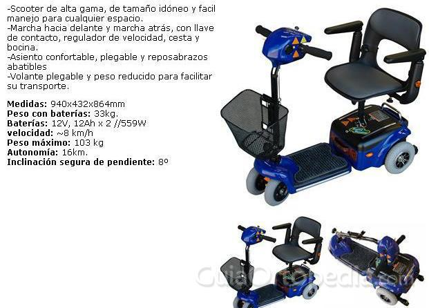 Scooter GPR